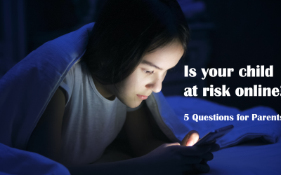 Is your child at risk online?  5 Questions for Parents