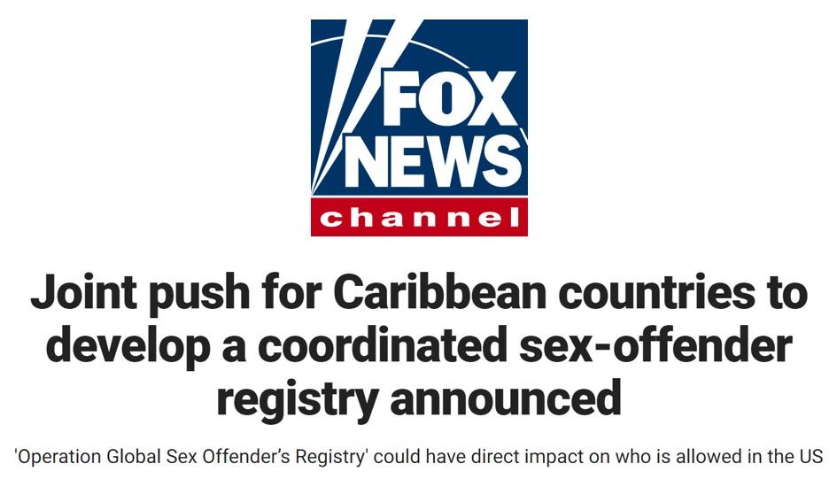 fox news headline