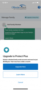 svn upgrade to protect plus