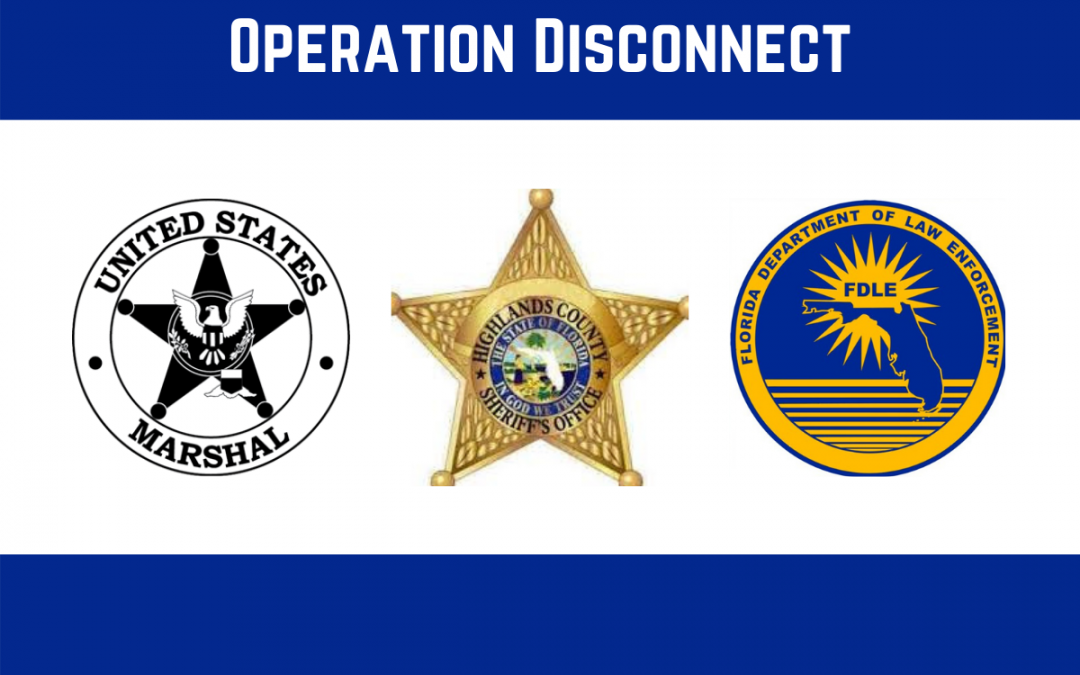 Florida Joint Operation Leads to 26 Sex Offender Arrests for Illegal Online Activity