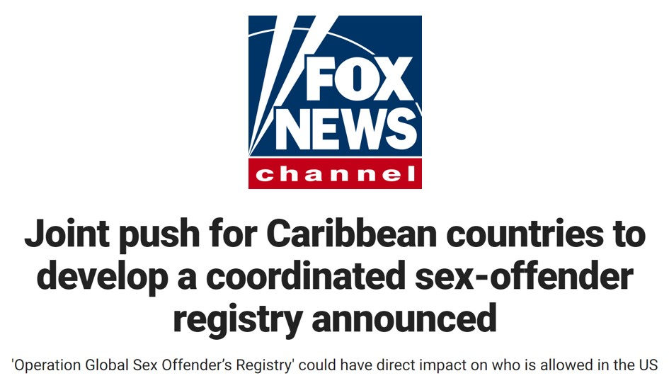 fox news headline